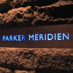 Photo taken at Le Parker Méridien New York by Robert R. on 5/24/2011