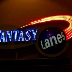 Photo taken at Fantasy Lanes by Krista M. on 9/25/2011
