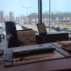 Photo taken at NBK Jabriya Br. by Adel A. on 5/24/2012