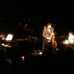 Photo taken at The Ellington Jazz Club by Graham W. on 8/9/2011