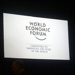 Photo taken at World Economic Forum 2012 (Davos Congress Center, WEF) by William S. on 1/25/2012