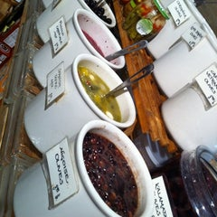 Photo taken at Blue Apron Foods by Marie M. on 4/2/2011