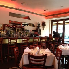 Photo taken at Areo Ristorante by Marilyn H. on 5/15/2012