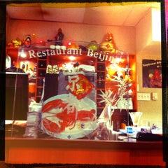 Photo taken at Restaurant Beijing 京都飯店 by Eddy C. on 11/1/2011