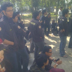 Photo taken at Teknik Kimia UGM by tantia f. on 9/17/2011