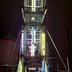 Photo taken at Ferris Wheel by Brian L. on 11/20/2011