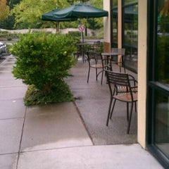 Photo taken at Starbucks by Andrea G. on 9/26/2011
