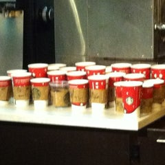 Photo taken at Starbucks by Andrew A. on 12/3/2011
