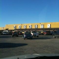 Photo taken at Eisenhauer flea market by Julie O. on 1/13/2012