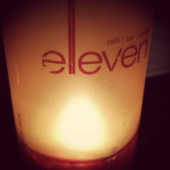 Photo taken at Eleven by Erni on 2/19/2012