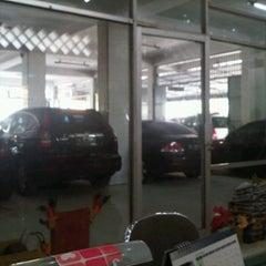 Photo taken at PANCAR MOBIL by yulyana l. on 9/29/2011