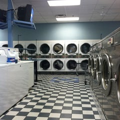 Photo taken at TLC Laundromat by Katie M. on 10/6/2011