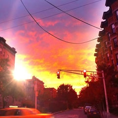 Photo taken at Hoboken, NJ by Suzanne P. on 1/27/2012