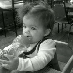 Photo taken at Keithsburg Cafe by Lauren M. on 10/1/2011