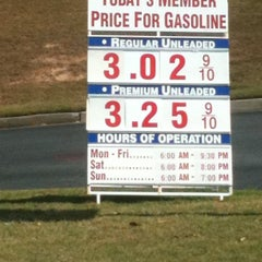 Photo taken at Costco Gasoline by OTP M. on 10/7/2011