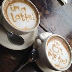 Photo taken at Blu Jam Café by Johnny J. on 3/11/2012
