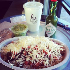 Photo taken at Chipotle Mexican Grill by John J. on 12/6/2011