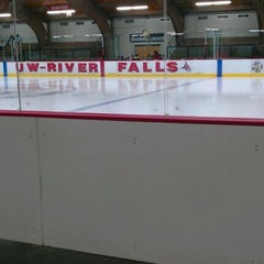 Photo taken at Hunt Arena by Cody K. on 1/8/2012