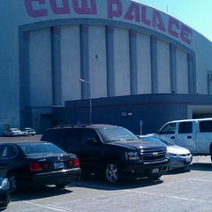 Photo taken at Cow Palace by Jason F. on 9/17/2011