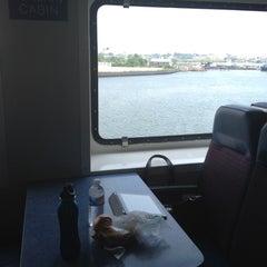 Photo taken at Bridgeport & Port Jefferson Ferry by Dee A. on 6/22/2012