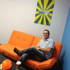 Photo taken at Dashter HQ by Jeff T. on 11/9/2011