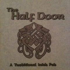 Photo taken at The Half Door by Robert S. on 1/23/2011