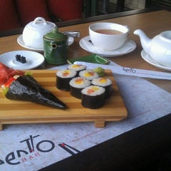Photo taken at Bento by 4press O. on 11/19/2011