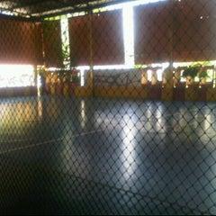 Photo taken at Meracipta Futsal Salak Tinggi by amir n. on 6/9/2011