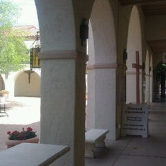 Photo taken at Blessed Sacrament Church by christopher l. on 3/11/2012