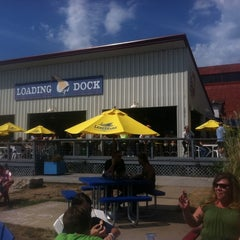 Photo taken at The Loading Dock Bar and Grill by Diane M. on 8/28/2011