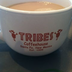 Photo taken at Tribes Coffee House by Ralph V. on 1/3/2012