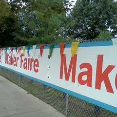 Photo taken at World Maker Faire by Pritika N. on 9/17/2011