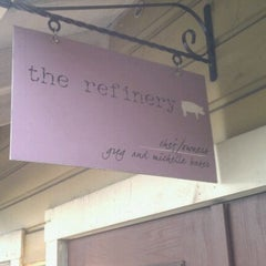 Photo taken at The Refinery by Katherine G. on 11/6/2011