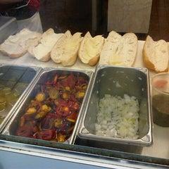 Photo taken at DiCostanza's Italian Sandwiches by Sean N. on 8/9/2012
