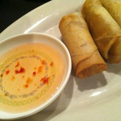 Photo taken at Bhan Thai by Gregory L. on 7/18/2012