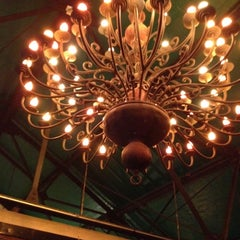 Photo taken at The Old Spaghetti Factory by Jen H. on 3/24/2012