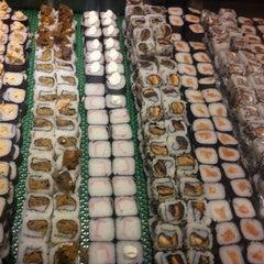 Photo taken at Kiai Sushi by Nadia T. on 11/24/2011