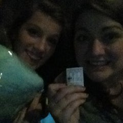 Photo taken at Marcus South Pointe Cinema by Laura C. on 3/23/2012