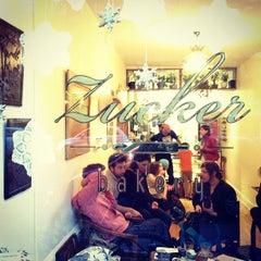Photo taken at Zucker Bakery by Idan C. on 1/1/2012