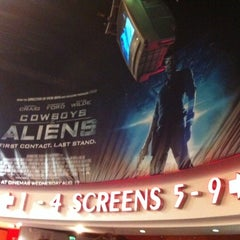 Photo taken at Vue Cinema by Yasmin A. on 9/18/2011