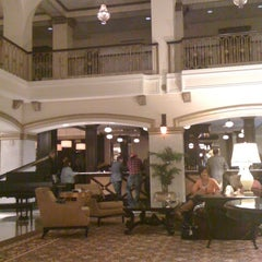 Photo taken at Hotel Blackhawk, Autograph Collection by Jamie F. on 3/19/2011
