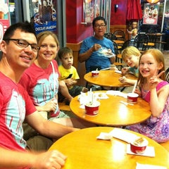 Photo taken at Cold Stone Creamery by Sweetie E. on 8/1/2012