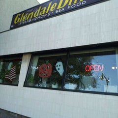 Photo taken at Glendale Diner by Steena W. on 10/16/2011