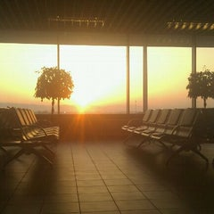 Photo taken at Sofia International Airport (SOF) by Kalin I. on 8/27/2011