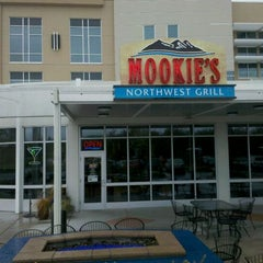 Photo taken at Mookie's Northwest Grill by Thomas P. on 3/29/2011