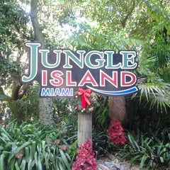Photo taken at Jungle Island by Andria S. on 12/21/2011