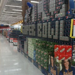 Photo taken at Walmart Supercenter by Chanel H. on 1/12/2011
