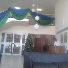 Photo taken at ADM by Emmanuel F. on 1/3/2012