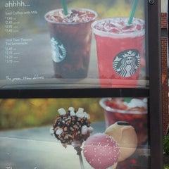 Photo taken at Starbucks by Angela D. on 8/4/2011