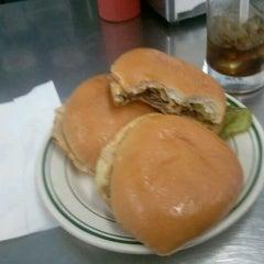 Photo taken at Greene's Hamburgers by Chris T. on 12/23/2011
